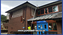 gutter cleaning Exeter